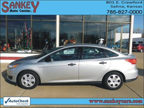 2015 Ford Focus for sale at Sankey Auto Center, Inc in Salina KS