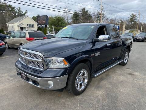 2017 RAM Ram Pickup 1500 for sale at Platinum Auto in Abington MA