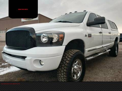2007 Dodge Ram Pickup 2500 for sale at Kustomz Truck & Auto Inc. in Rapid City SD
