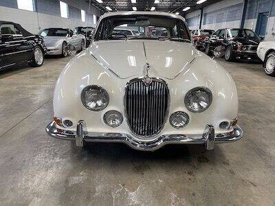 1967 Jaguar S-Type for sale at MICHAEL'S AUTO SALES in Mount Clemens MI