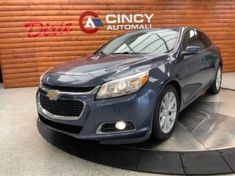 2014 Chevrolet Malibu for sale at Dixie Motors in Fairfield OH