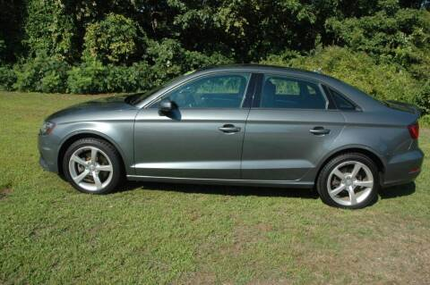 2015 Audi A3 for sale at Bruce H Richardson Auto Sales in Windham NH