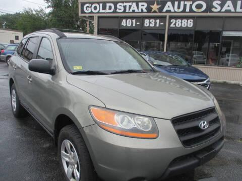 2009 Hyundai Santa Fe for sale at Gold Star Auto Sales in Johnston RI