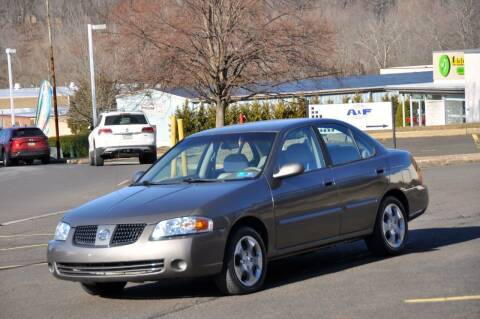 2004 Nissan Sentra for sale at T CAR CARE INC in Philadelphia PA