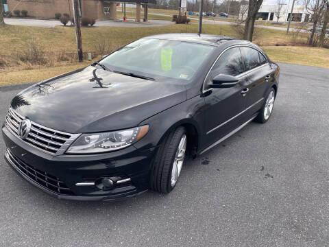 2014 Volkswagen CC for sale at Augusta Auto Sales in Waynesboro VA