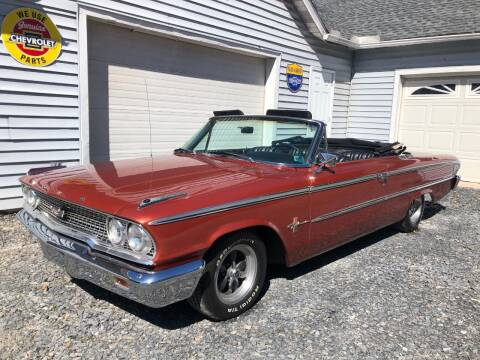 1963 Ford Galaxie 500 for sale at Right Pedal Auto Sales INC in Wind Gap PA