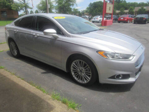 2014 Ford Fusion for sale at Car Connection in Little Rock AR