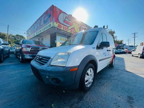 2013 Ford Transit Connect for sale at EXPORT AUTO SALES, INC. in Nashville TN