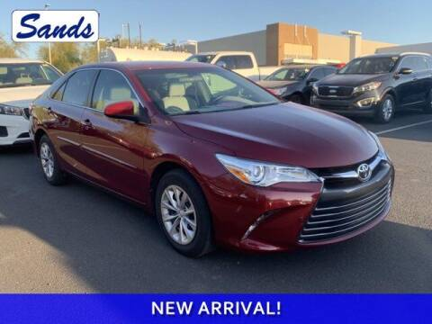 2016 Toyota Camry for sale at Sands Chevrolet in Surprise AZ