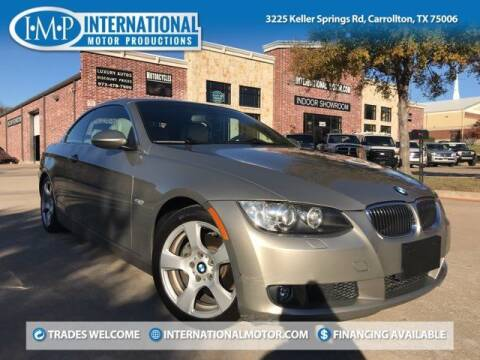 2007 BMW 3 Series for sale at International Motor Productions in Carrollton TX