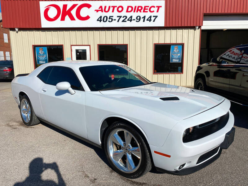 2015 Dodge Challenger for sale at OKC Auto Direct in Oklahoma City OK