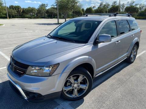 2017 Dodge Journey for sale at Winners Autosport in Pompano Beach FL