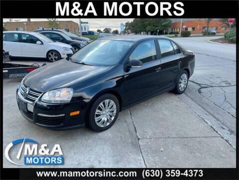 2008 Volkswagen Jetta for sale at M & A Motors in Addison IL