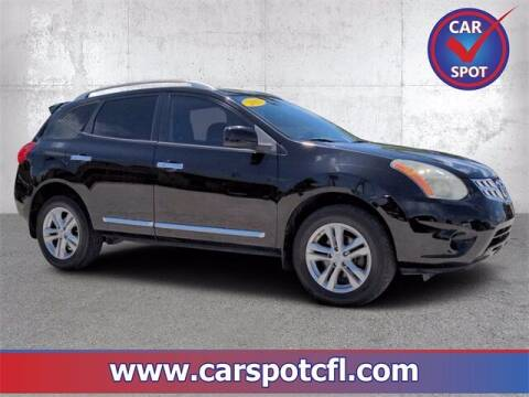 2013 Nissan Rogue for sale at Car Spot Of Central Florida in Melbourne FL