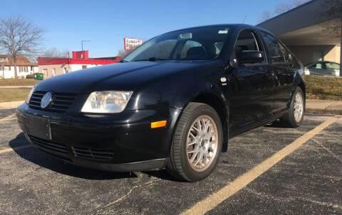 2001 Volkswagen Jetta for sale at Peak Motors in Loves Park IL