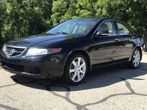 2005 Acura TSX for sale at S & L Auto Sales in Grand Rapids MI