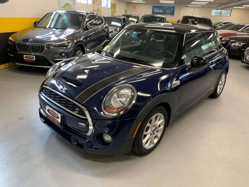 2015 MINI Hardtop 2 Door for sale at Newton Automotive and Sales in Newton MA