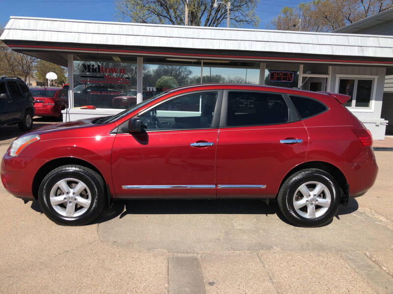 2012 Nissan Rogue for sale at Midtown Motors in North Platte NE