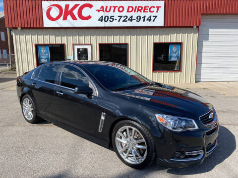 2015 Chevrolet SS for sale at OKC Auto Direct in Oklahoma City OK