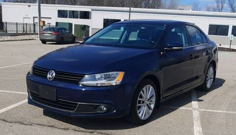 2014 Volkswagen Jetta for sale at J & J Used Auto in Jackson MI