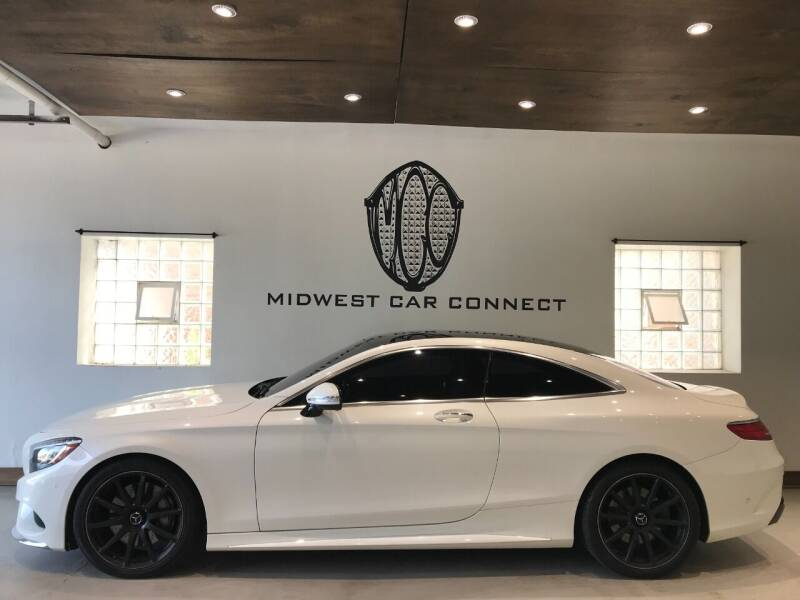 2016 Mercedes-Benz S-Class for sale at Midwest Car Connect in Villa Park IL
