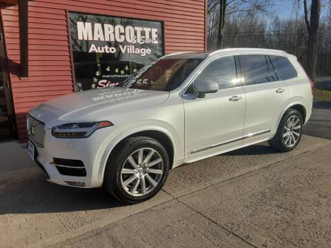 2016 Volvo XC90 for sale at Marcotte & Sons Auto Village in North Ferrisburgh VT