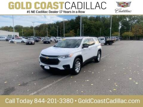2021 Chevrolet Traverse for sale at Gold Coast Cadillac in Oakhurst NJ