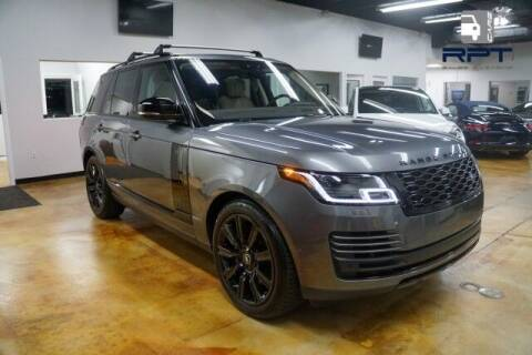 2019 Land Rover Range Rover for sale at RPT SALES & LEASING in Orlando FL