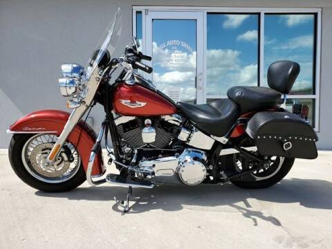 2008 Harley-Davidson FLSTN Softail Deluxe for sale at Kell Auto Sales, Inc in Wichita Falls TX