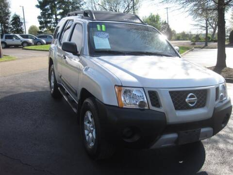 2011 Nissan Xterra for sale at Reza Dabestani in Knoxville TN