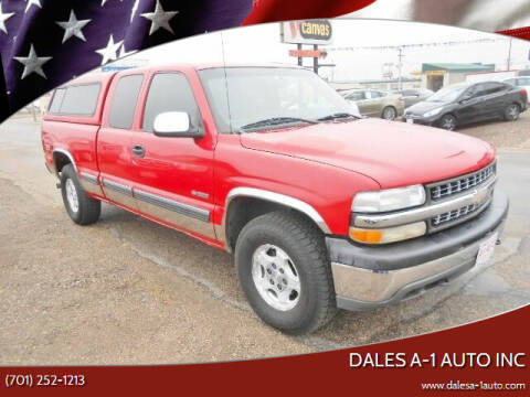 2002 Chevrolet Silverado 1500 for sale at Dales A-1 Auto Inc in Jamestown ND