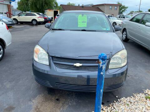 2009 Chevrolet Cobalt for sale at Diamond Auto Sales in Pleasantville NJ