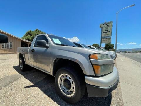 2009 Chevrolet Colorado for sale at Top Gun Auto Sales, LLC in Albuquerque NM