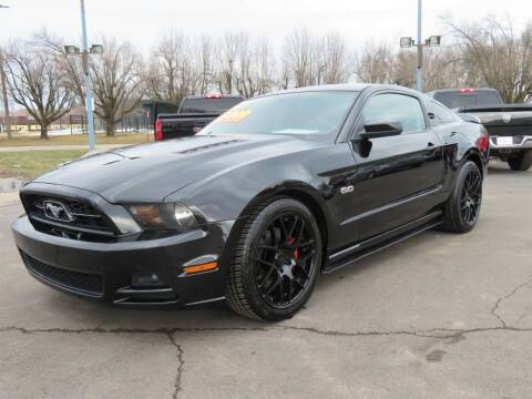 2011 Ford Mustang for sale at Low Cost Cars North in Whitehall OH