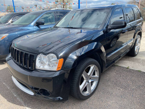 2007 Jeep Grand Cherokee for sale at Nations Auto Inc. II in Denver CO