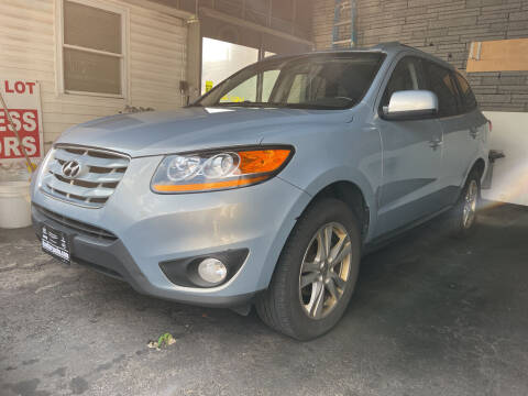 2010 Hyundai Santa Fe for sale at Cypress Motors of Ridgewood in Ridgewood NY