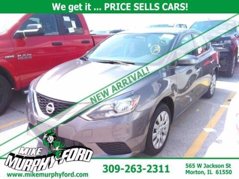2018 Nissan Sentra for sale at Mike Murphy Ford in Morton IL