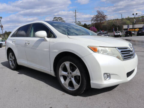 2010 Toyota Venza for sale at Viles Automotive in Knoxville TN