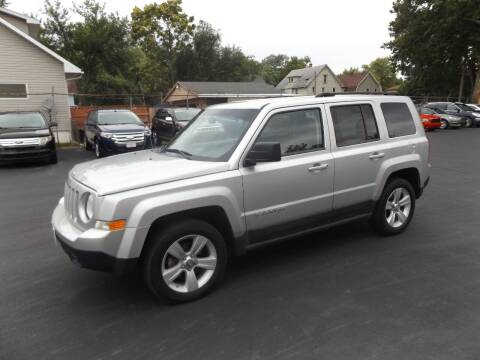 2011 Jeep Patriot for sale at Goodman Auto Sales in Lima OH