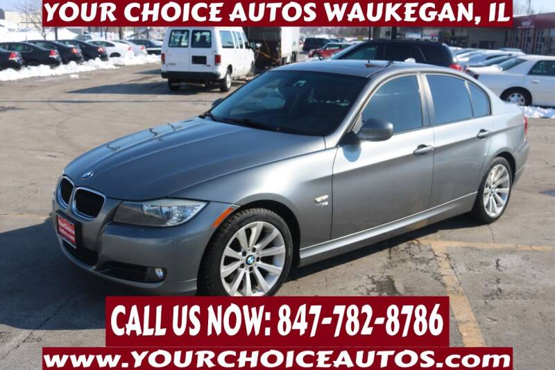2011 BMW 3 Series for sale at Your Choice Autos - Waukegan in Waukegan IL