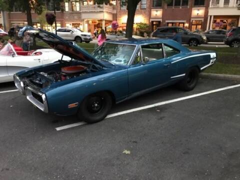 1970 Dodge Super Bee for sale at Classic Car Deals in Cadillac MI