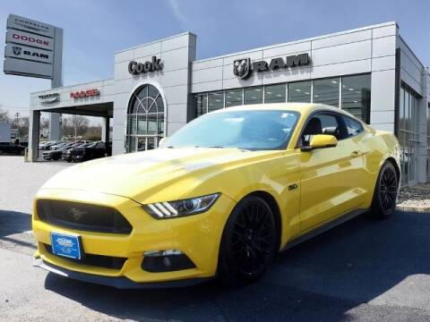 2015 Ford Mustang for sale at Ron's Automotive in Manchester MD
