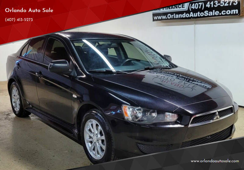 2010 Mitsubishi Lancer for sale at Orlando Auto Sale in Orlando FL