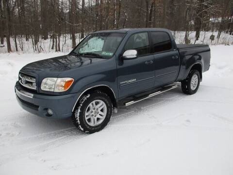 2005 Toyota Tundra for sale at W.R. Barnhart Auto Sales in Altoona PA