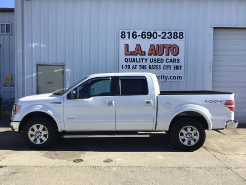 2012 Ford F-150 for sale at LA AUTO in Bates City MO