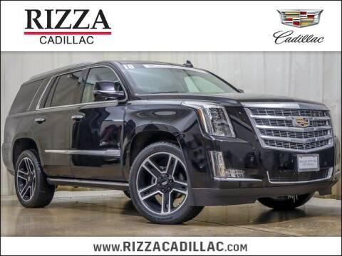 2018 Cadillac Escalade for sale at Rizza Buick GMC Cadillac in Tinley Park IL