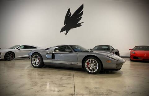 2006 Ford GT for sale at FALCON MOTOR GROUP in Orlando FL