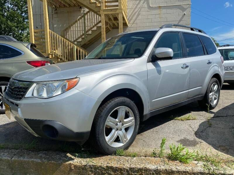 2010 Subaru Forester for sale at NORTHEAST IMPORTS LLC in South Portland ME