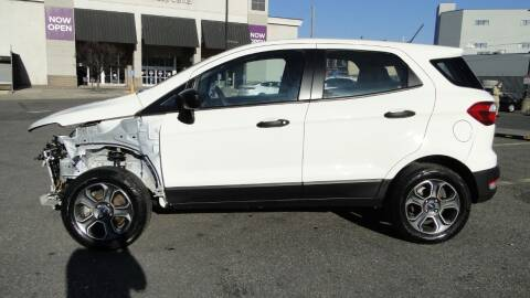 2019 Ford EcoSport for sale at AFFORDABLE MOTORS OF BROOKLYN in Brooklyn NY