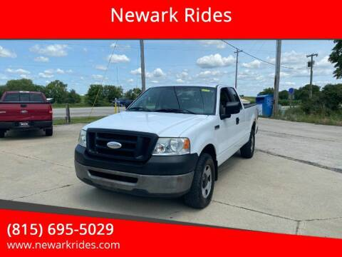 2006 Ford F-150 for sale at Newark Rides in Newark IL